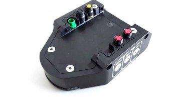 Higo mini B panel mount connector enables smart cable management in e-bikes