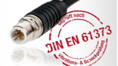 Provertha M12 D-code approved for DIN standards