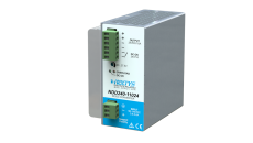Nextys 110Vdc DC/DC converter 240W ideal for Railway applications